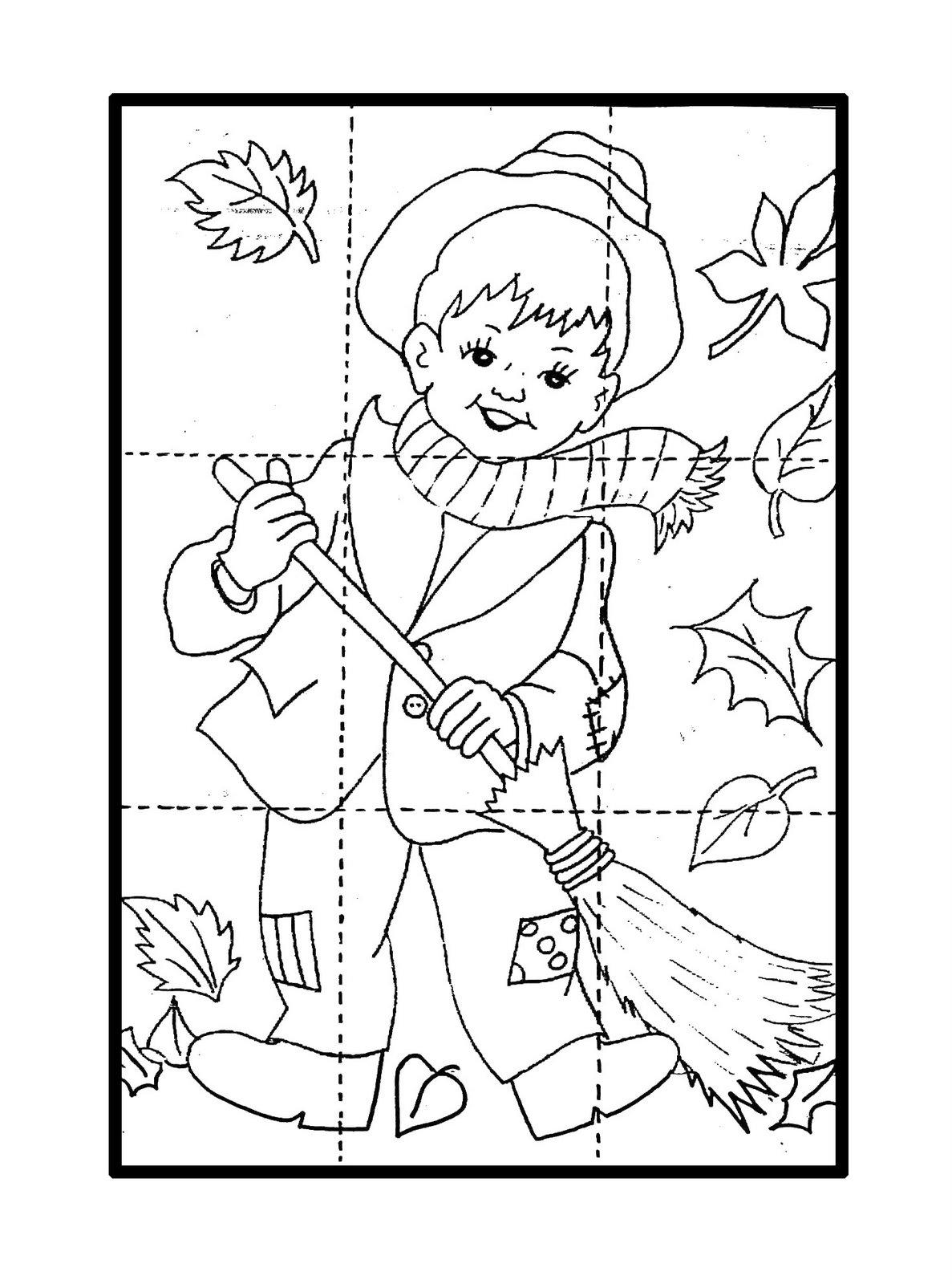 Dibujos para colorear en oto o - Dibujos para pintar en tejas ...