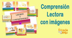 comprensión lectora en imágenes