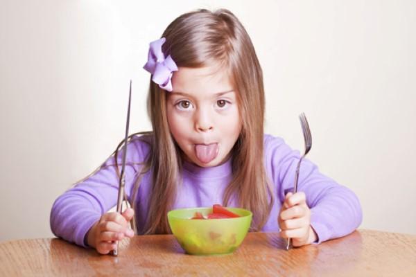 normas a la hora de comer