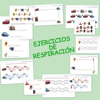 EJERCICIOS RESPIRACIÓN