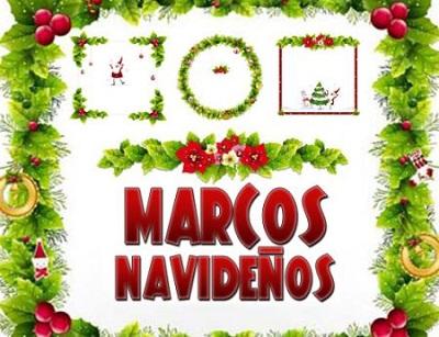 Marcos Navide Ef Bf Bdos Para Decorar Fotos