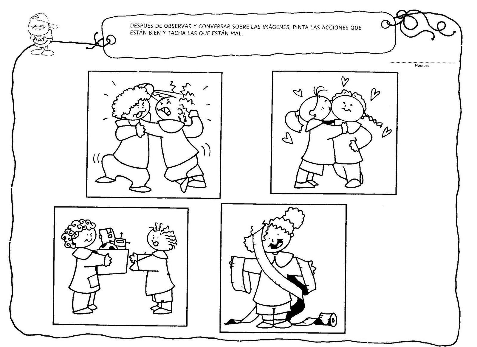 Bonito Hojas De Actividades Imprimibles Gratuitas Para Niños ...