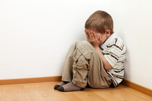 depresión niños