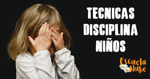 técnicas de disciplina