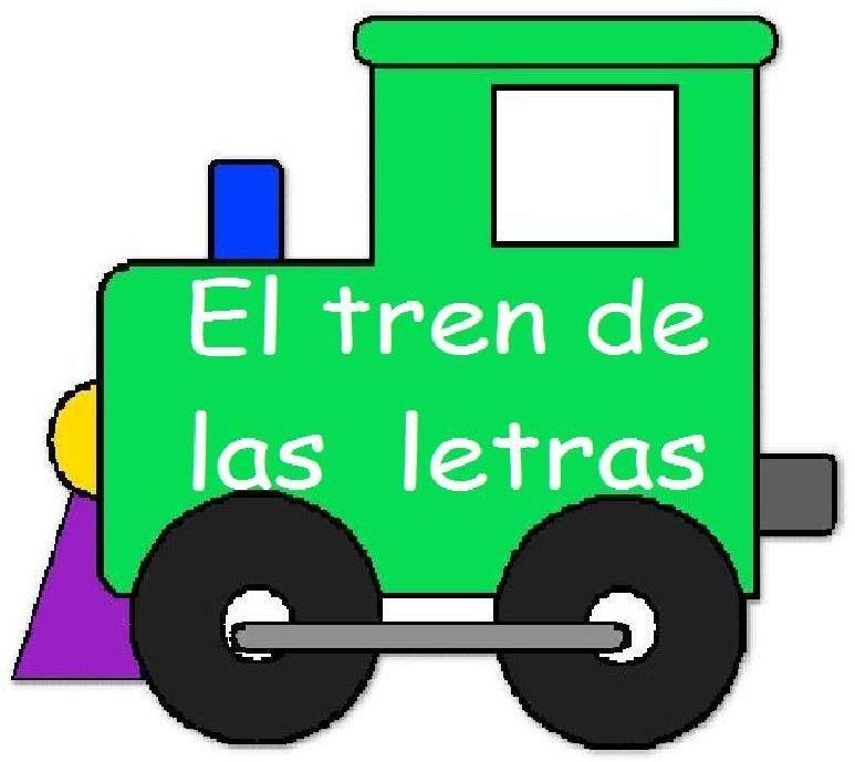 El Tren Del Abecedario Escuela En La Nube Recursos Para Infantil