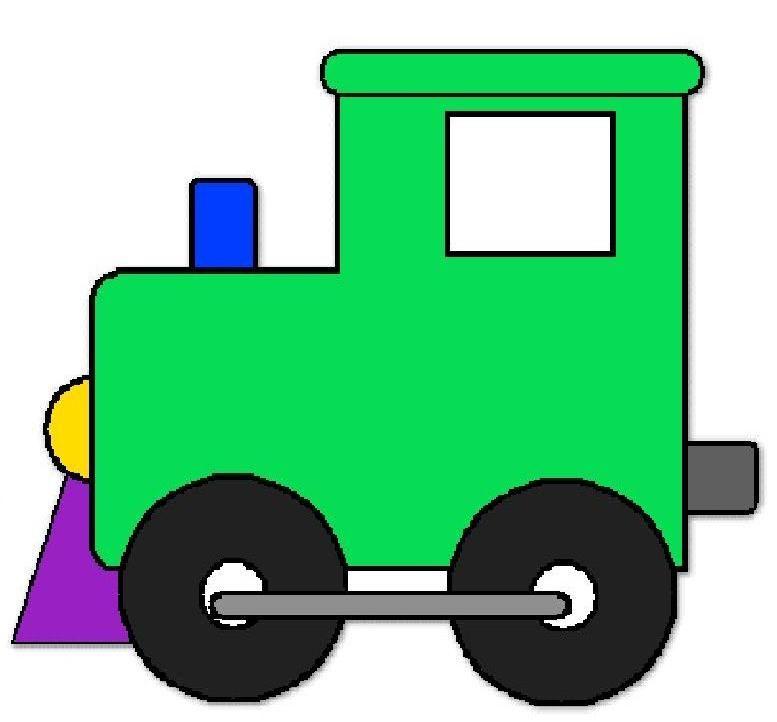 El Tren Del Abecedario Fichas De Letras Para Infantil