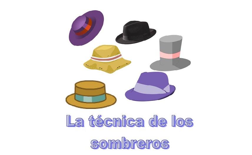 Técnica de los sombreros_Pensar