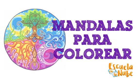 ▷ Las mandalas. Su origen y cómo se usan para colorear