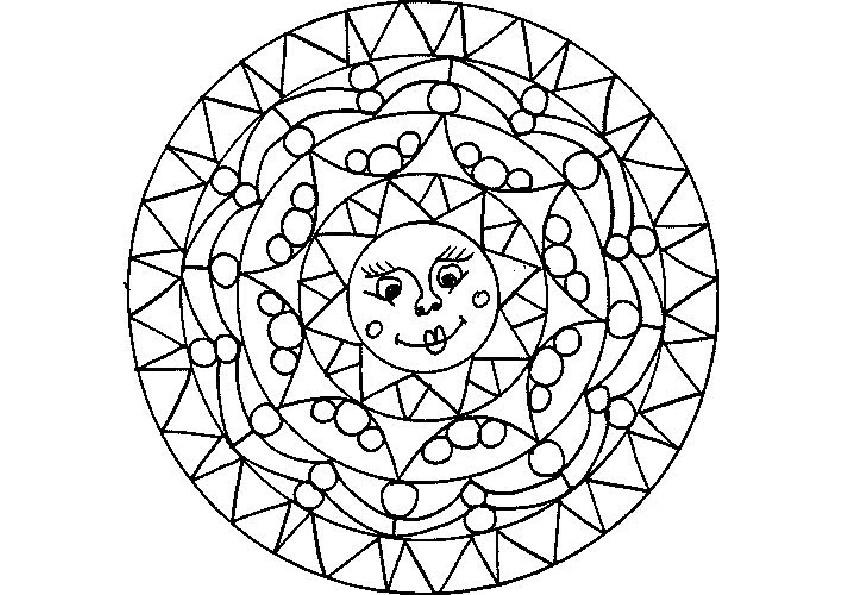 Mandalas De Animales Para Pintar Abstracto Pintar Tattoo: Mándalas, Trabajemos En Clase