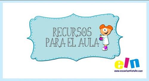 recursos para el aula, recursos educativos