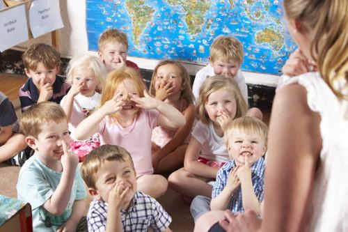Socialización en las escuelas