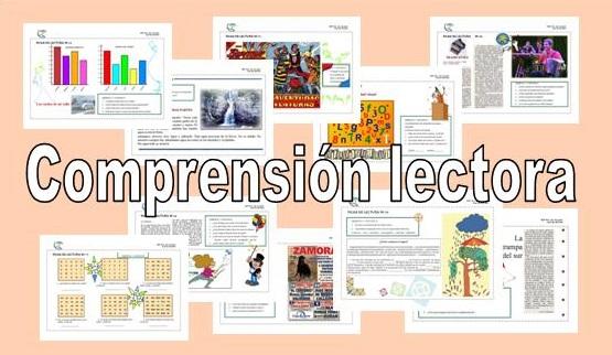 comprensión lectora, comprensión del lenguaje, lengua, primaria, infantil