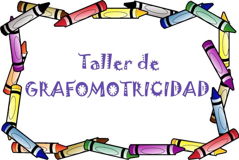 Taller Grafomotricidad