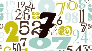 El número 6