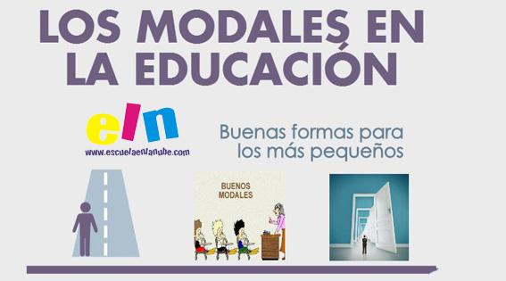 Infografía: Los modales en la educación de tus hijos