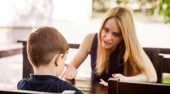 Cómo puedo lograr que mi hijo me escuche