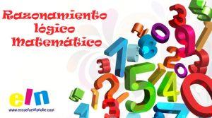 razonamiento logico matematico