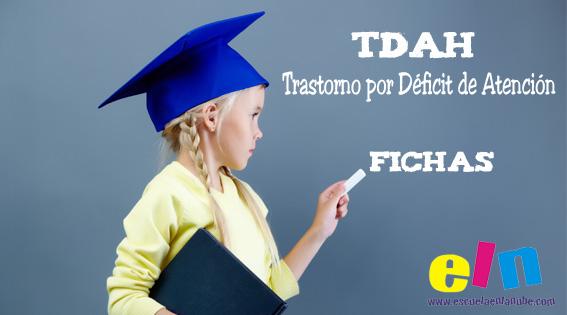 TDAH Trastorno por Déficit de Atención