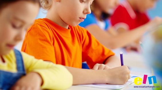 escritura infantil