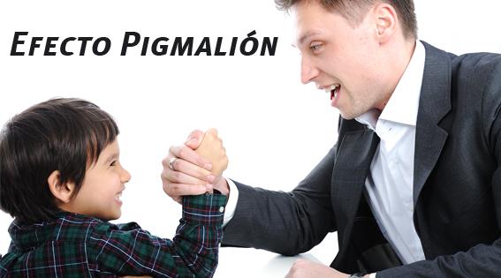 Efecto Pigmalión,profecia autoincumplida, pigmalion, pigmaleon, educación, escuela de padres, educar
