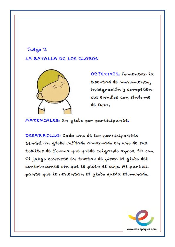 Fichas- Actividades para niños con Síndrome de Down_003