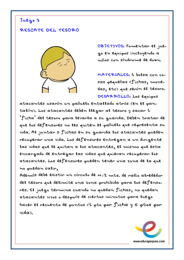 Fichas- Actividades para niños con Síndrome de Down_004