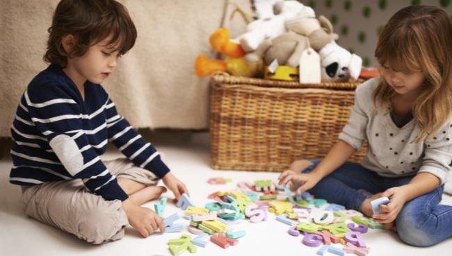 juego educativo infantil