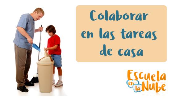 Conseguir que los niños puedan colaborar en las tareas de casa puede ser algo muy complicado y convertirse en un auténtico desafío.