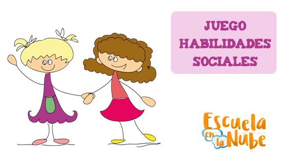 juego habilidades sociales, habilidades sociales, juego educativo, juego didáctico, juego infantil, juego para niños
