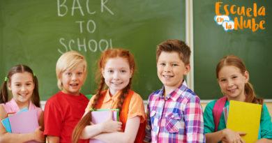 Los amigos del colegio: buenas y malas influencias