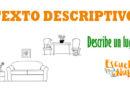 Aprendiendo el texto descriptivo: describir lugares