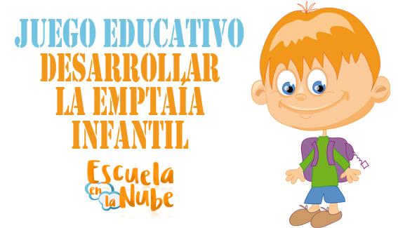 La Empatía En Los Niños 3 Juegos Para Desarrollar La Empatía