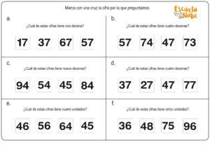 ejercicios de matemáticas primaria