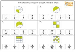 calculo de fracciones