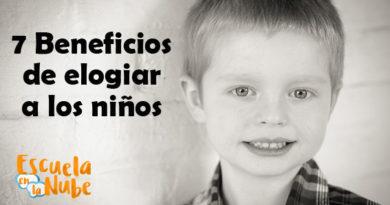 Beneficios de elogiar a los niños y niñas