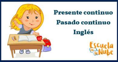 Presente simple y continuo en Inglés