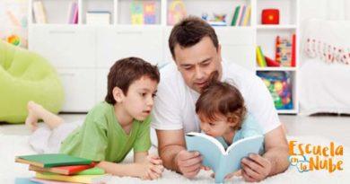 Por qué contar un cuento a los niños
