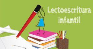 lectoescritura infantil