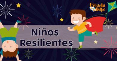 Resiliencia en niños. Las emociones en la etapa infantil