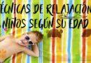 Técnicas de relajación para niños: ¿Cómo hacerlo?
