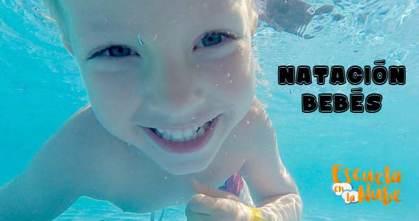 beneficios natacion bebés