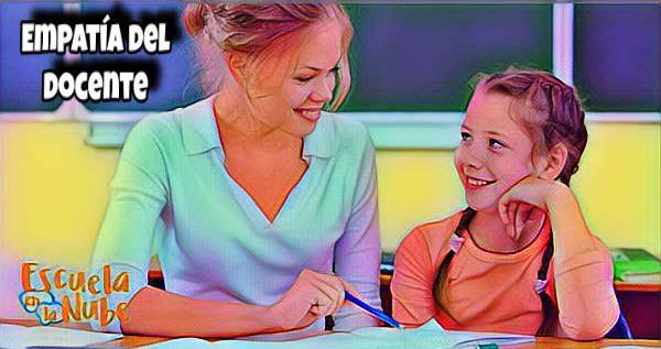 empatía del docente