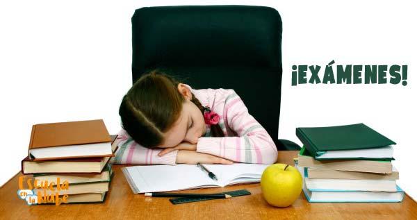 ayudar en los exámenes