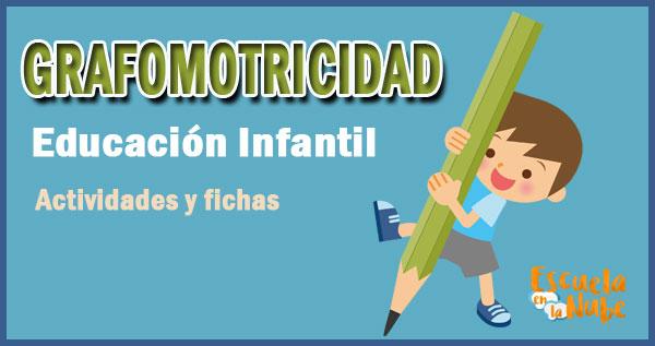 grafomotricidad, grafomotricidad infantil, grafomotricidad para niños