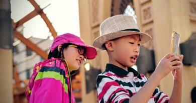 Jugar con el smartphone, una nueva forma de aprendizaje para los niños