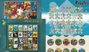 puzzles, armar puzzles