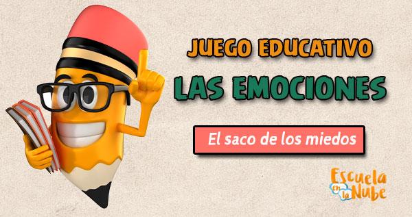 juego emociones, desarrollo emocional, emociones niños