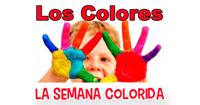la semana colorida