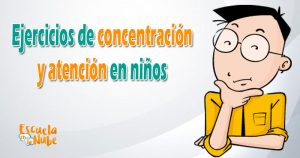 Ejercicios de concentración