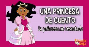 una princesa de cuento